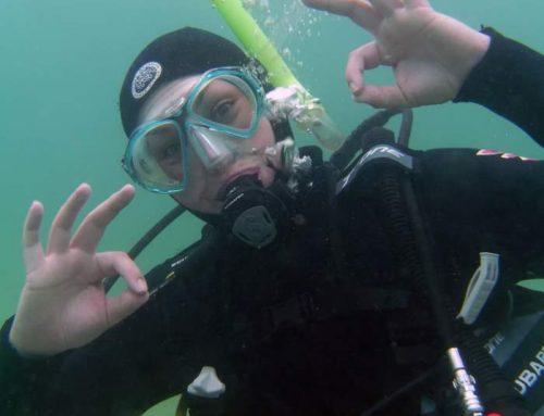 Get Fit – Scuba Dive!
