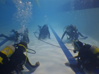 Do your Open Water Diver Course with Indigo Scuba and Dive into Adventure!