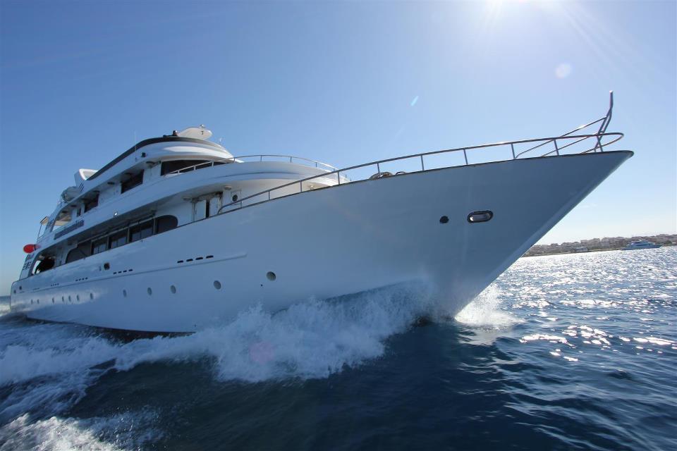 Boat Red Sea
