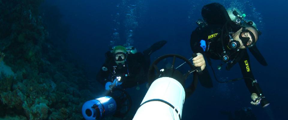 Red Sea Technical Diving Liveaboard Safari