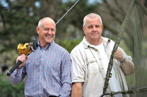 Anglers Hales and Foster