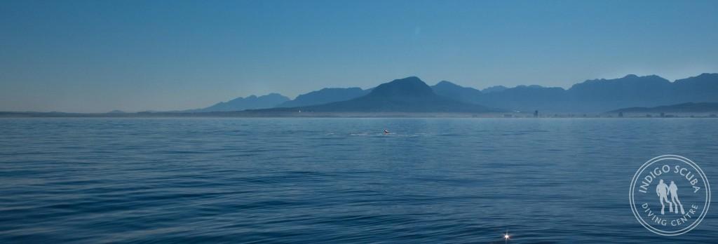 Scuba diving Strand