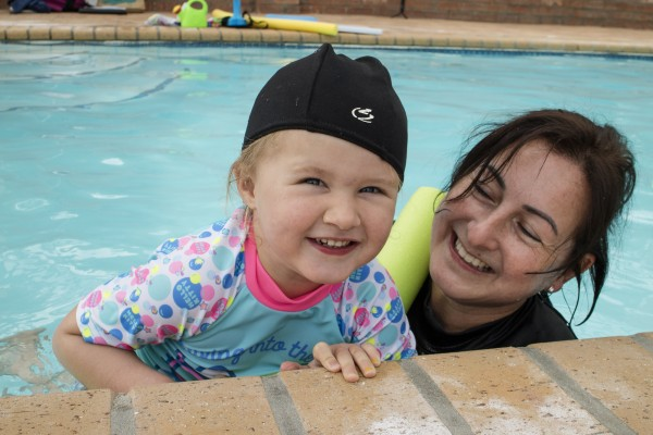 Saturday Swimming Lessons at Indigo Scuba