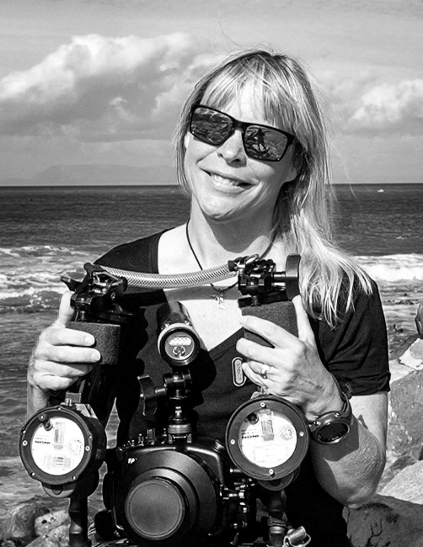 Photo of Kate Jonker