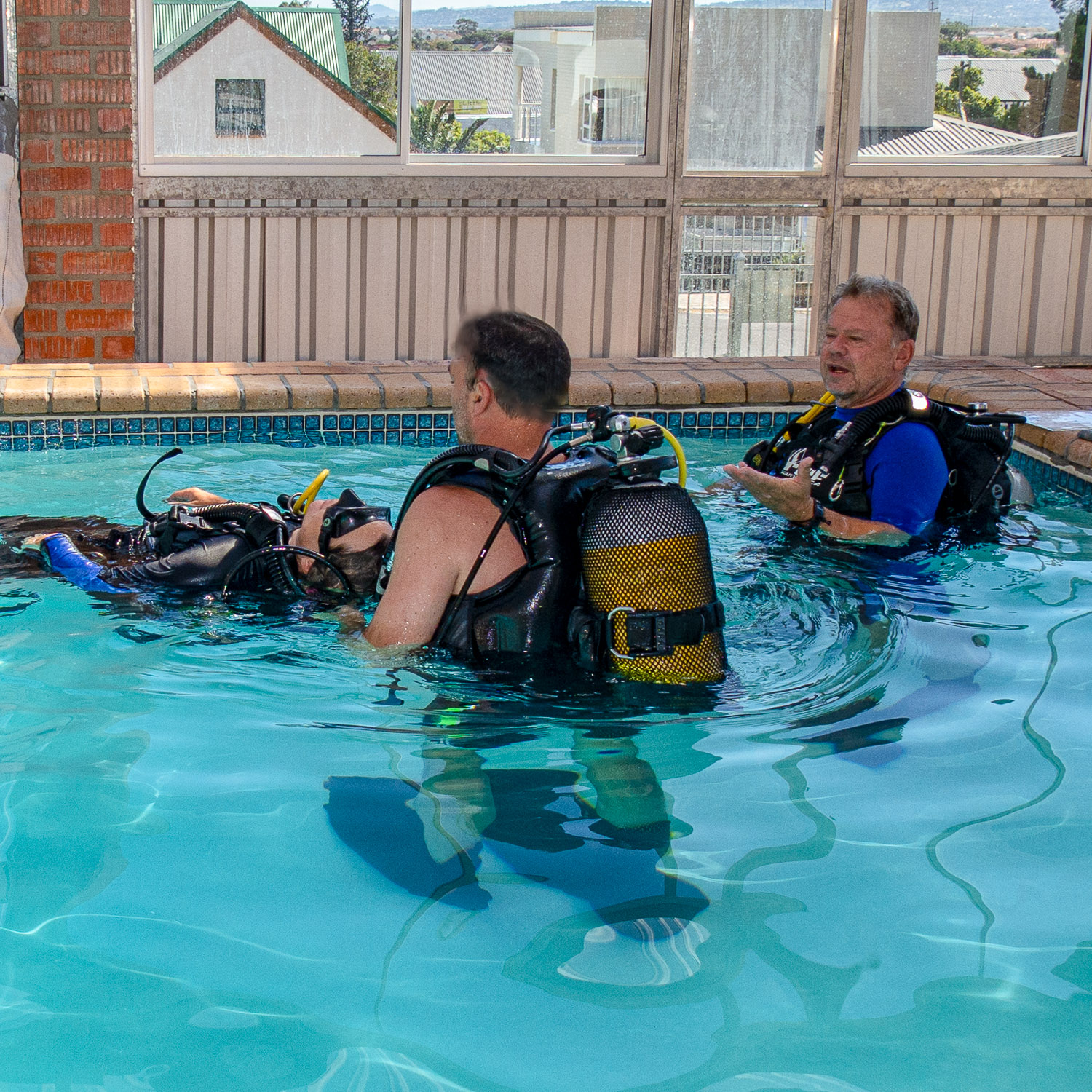 Diver Stress and Rescue Course