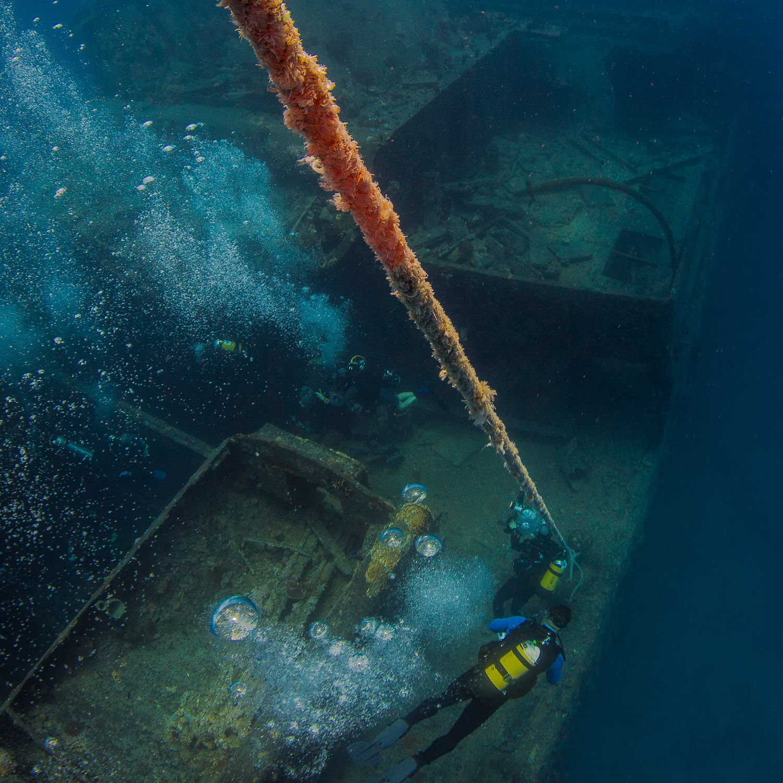 Deep Diving Course