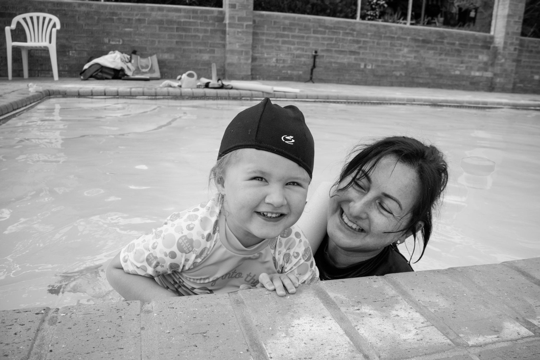 Photo Of Swimming Teacher Carolind