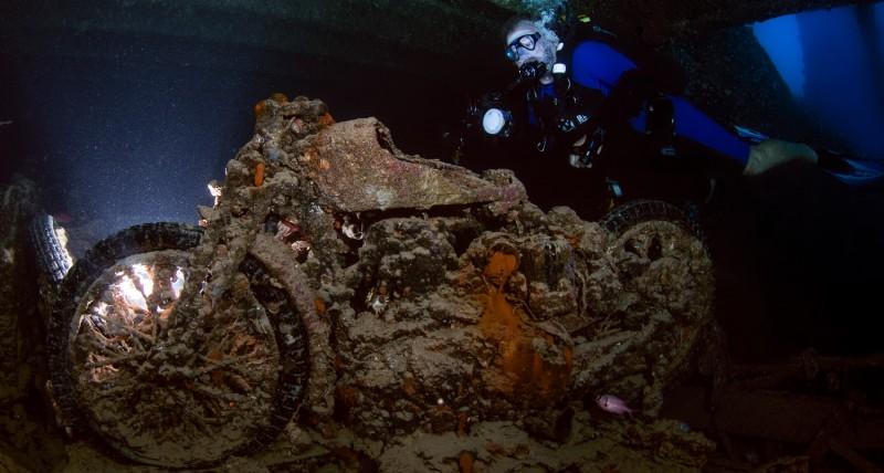 wreck-diving-course