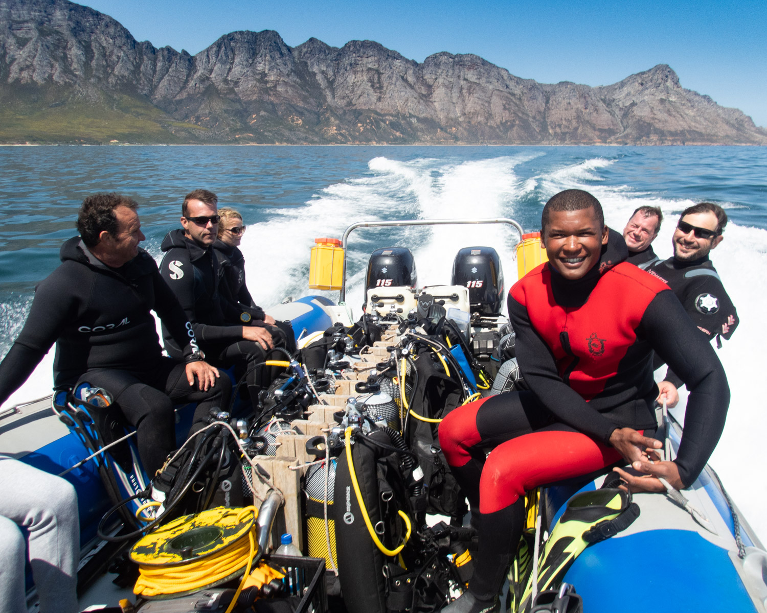 Boat Dives & Guided Dives