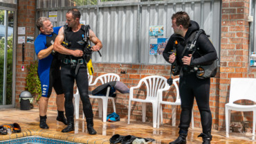 7 small things that make a big difference in scuba diving