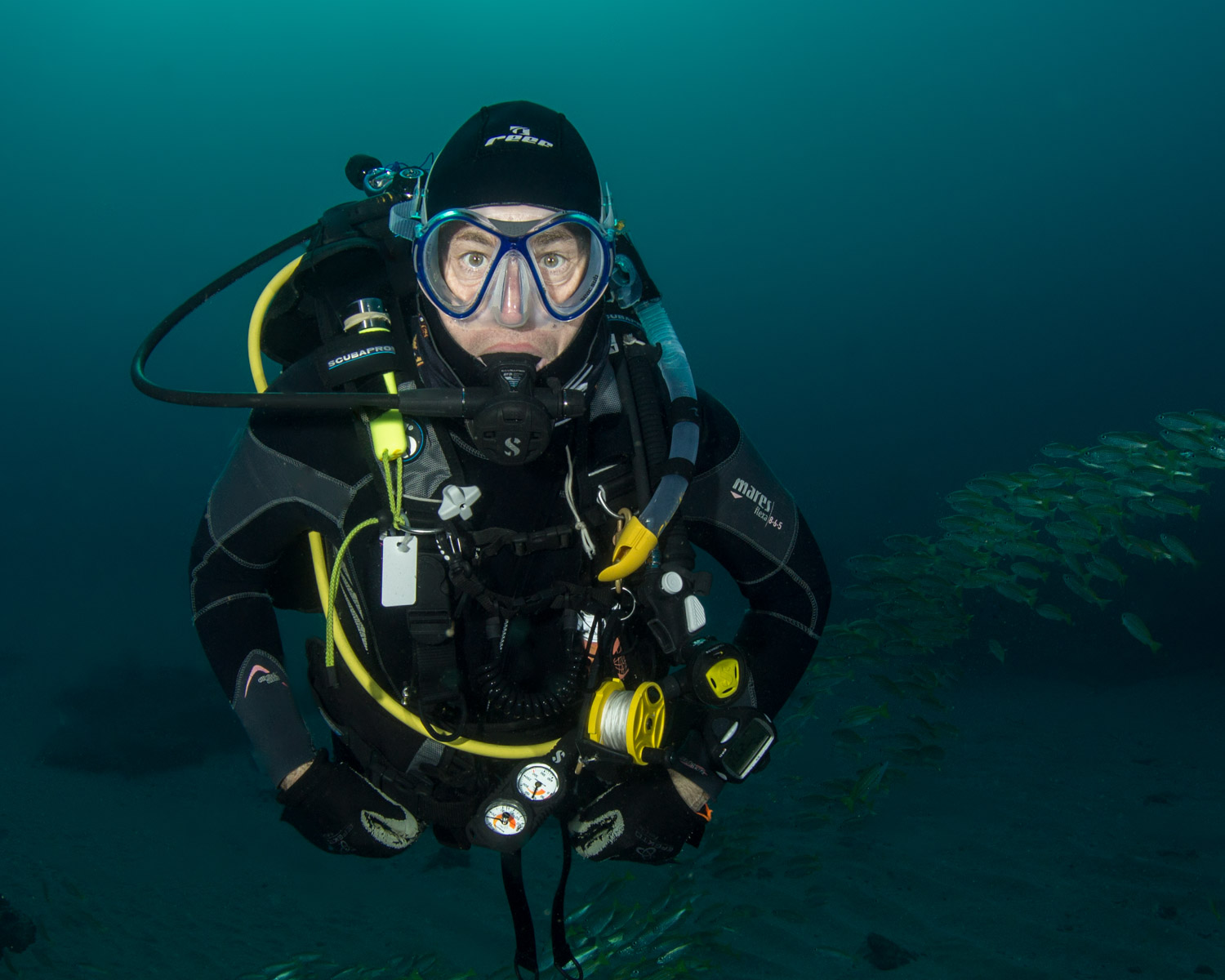 relax -7 small things that make a big difference in scuba diving